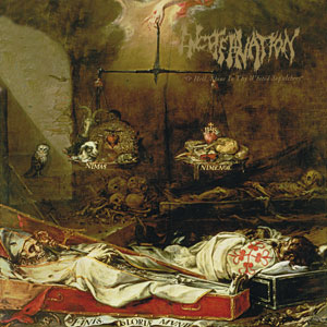 ENCOFFINATION - O´ HELL, SHINE IN THY WHITED SEPULCHRES CD