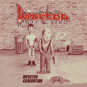 INFECTED - INFECTED GENERATION CD