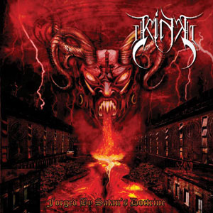 KING - FORGED BY SATAN´S DOCTRINE CD