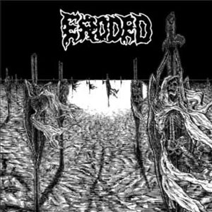 ERODED - ERODED CD (OOP)