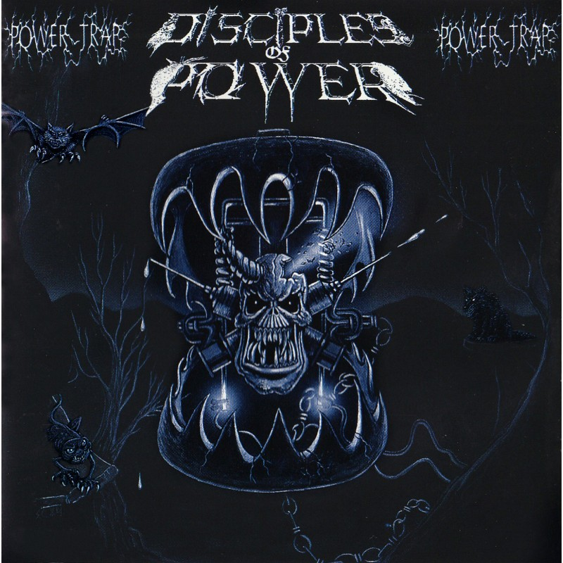 DISCIPLES OF POWER - POWERTRAP CD
