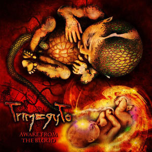TRIMEGISTO - AWAKE FROM THE BLOOD CD