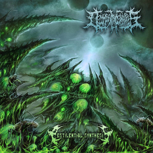 DECOMPOSITION OF ENTRAILS - PESTILENTIAL SYNTHESIS CD