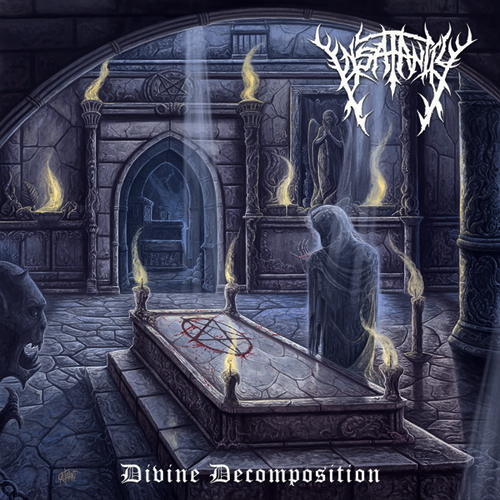 INSATANITY - DIVINE DECOMPOSITION CD