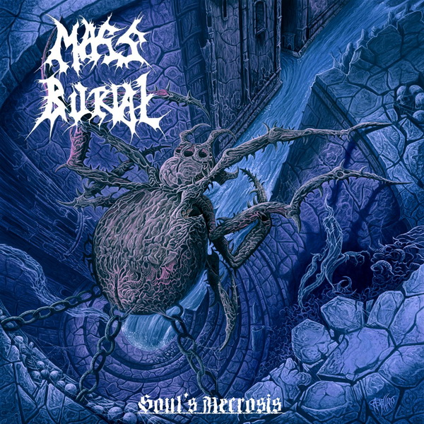 MASS BURIAL - SOUL´S NECROSIS CD