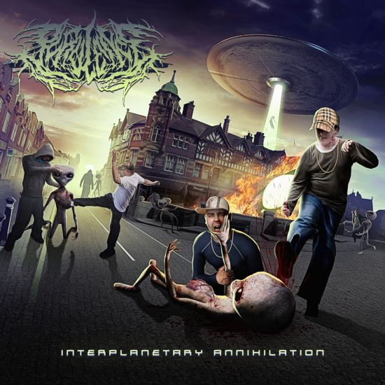 PURULENCE - INTERPLANETARY ANNIHILATION MCD