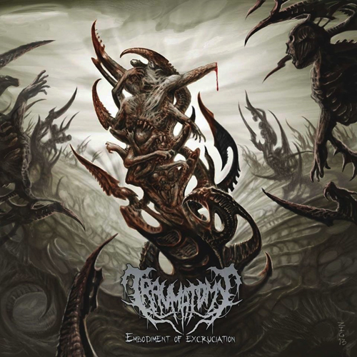 TRAUMATOMY - EMBODIMENT OF EXCRUCIATION MCD
