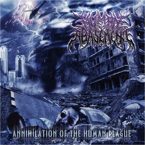 HUMAN ABASEMENT - ANNIHILATION OF THE HUMAN PLAGUE CD