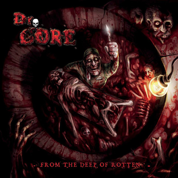 DR. GORE - FROM THE DEEP OF ROTTEN CD